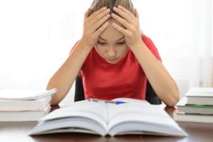 Nahhilfe Hausaufgaben